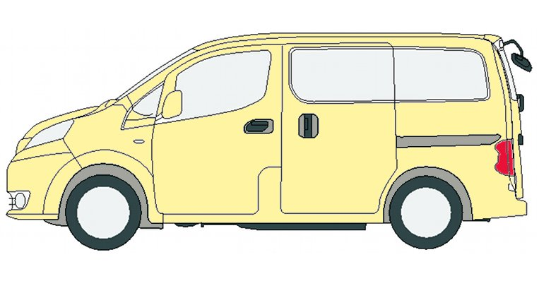 Nissan NV200 Chevrolet City Express