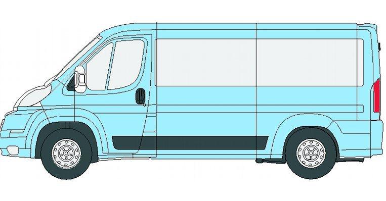 Dodge Ram ProMaster Van