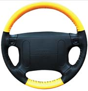 Wheelskins europerf style leather steering wheel cover